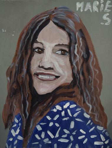 Izia - Marie S