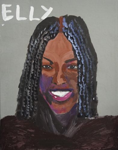 Yseult - Elly